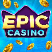 Epic Casino - Slots + Lotto icon