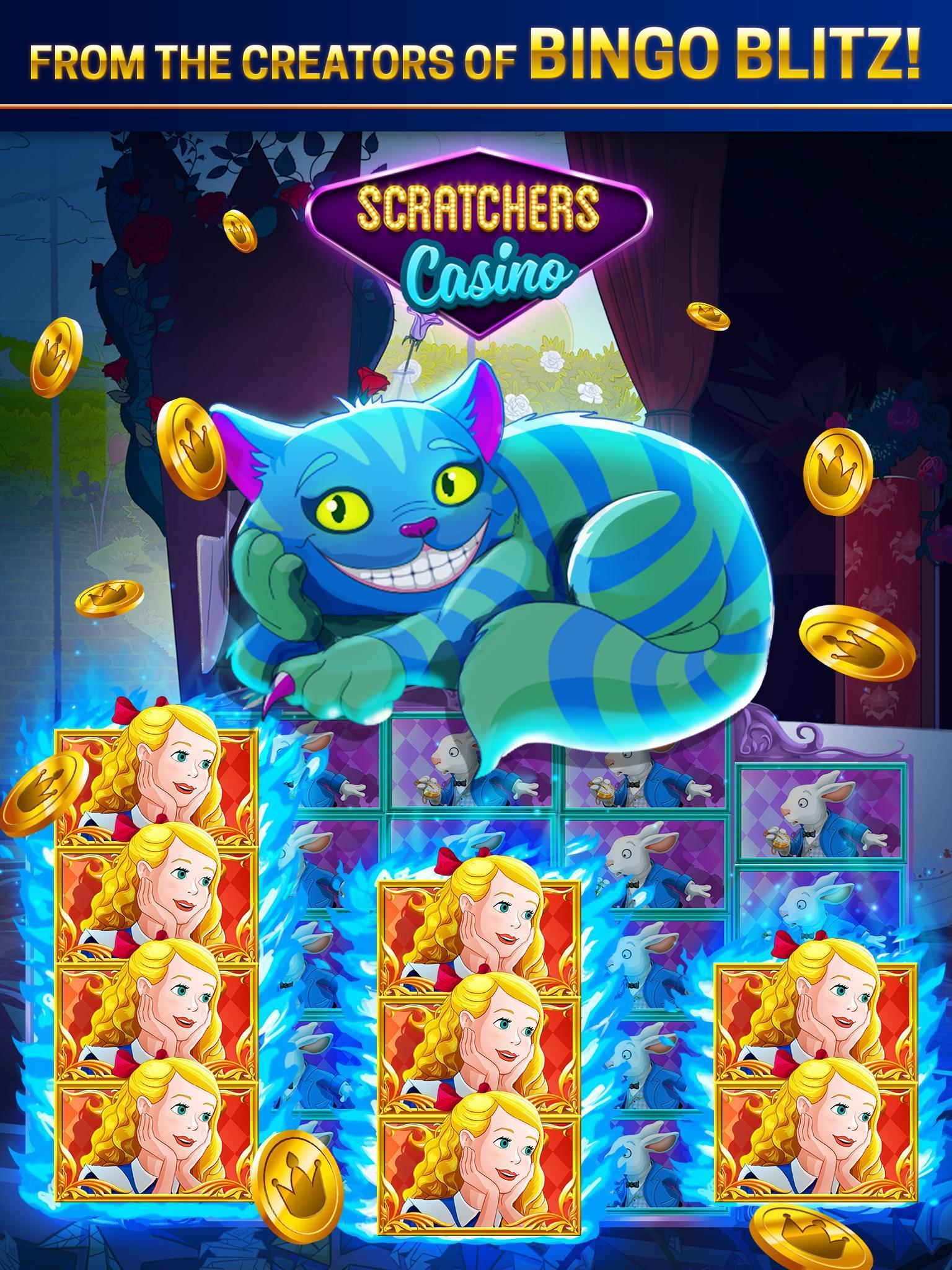 Epic Casino - Slots + Lotto poster