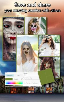 Halloween Collage Maker & Filters Photo Editor screenshot 2