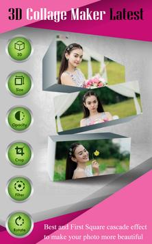 3D Collage Maker Latest poster