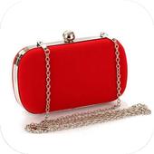 Clutch Bag Design icon
