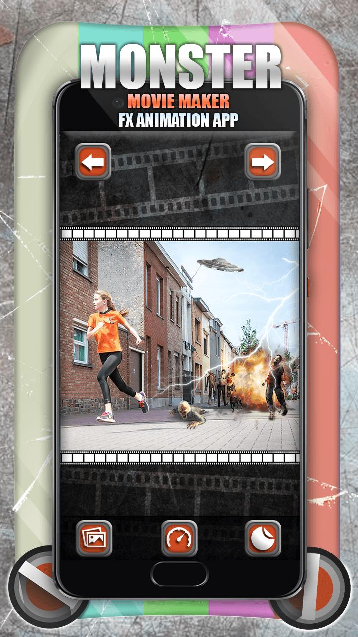 Monster Movie Maker - Fx Animation App for Android - APK Download