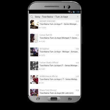 Kabira Naina Song T-Series Mixtape screenshot 2