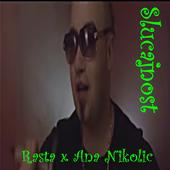 Slucajnost Song Rasta Feat Ana Nikolic icon