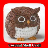 Coconut Shell Craft icon