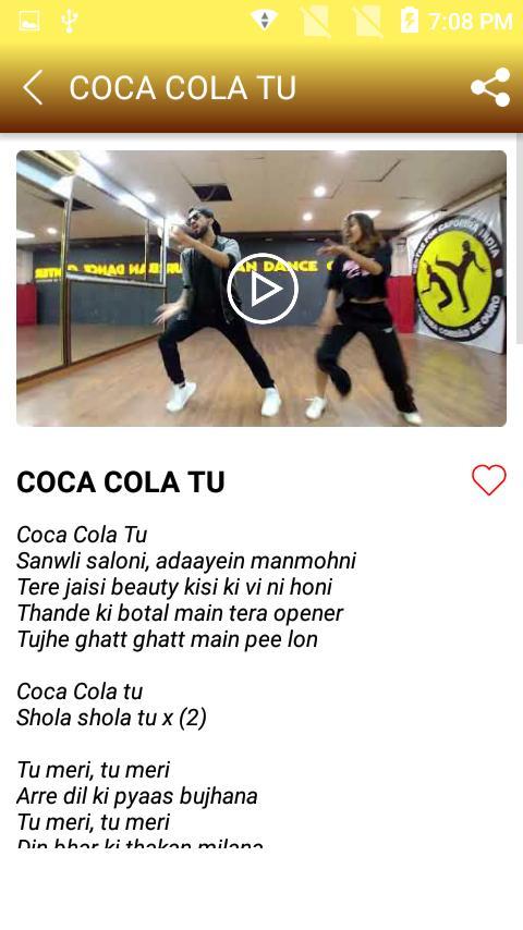 Da Coka Cola Tu