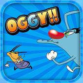 Cockroachs Oggy Smasher icon