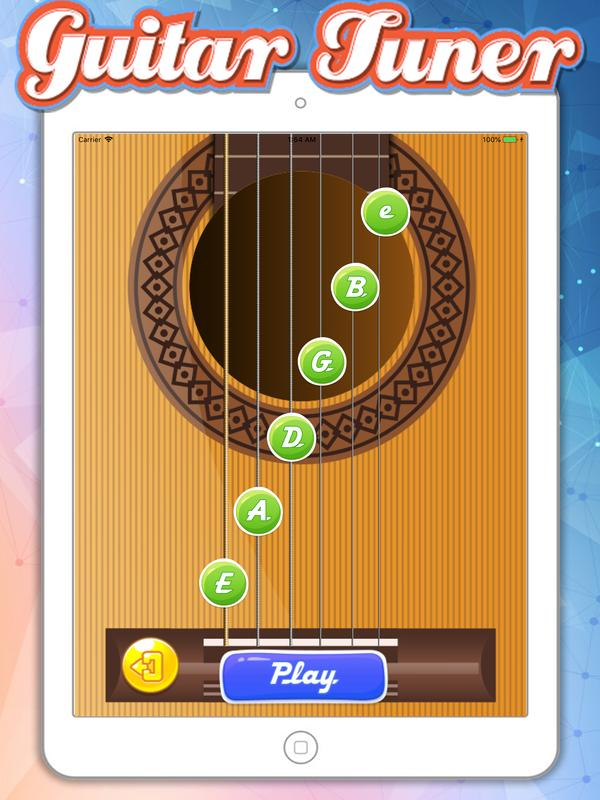 Coach Guitar Tuner Full Basic Chord Easy Tuning For Android Apk