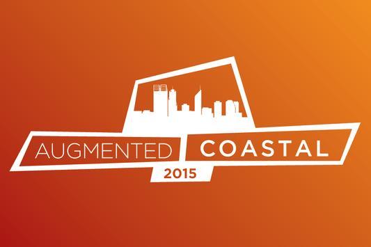 Augmented Coastal poster