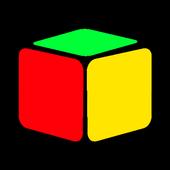 QUB 3D icon