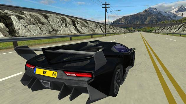 Driving In Car Simulator apk screenshot