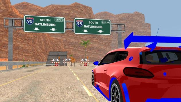 Racing Simulator Speeders screenshot 1