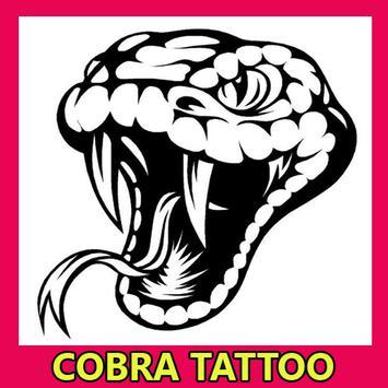 Cobra Tattoo Designs poster