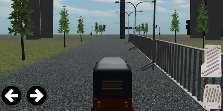 Bajaj Simulator screenshot 4