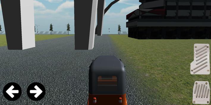 Bajaj Simulator apk screenshot