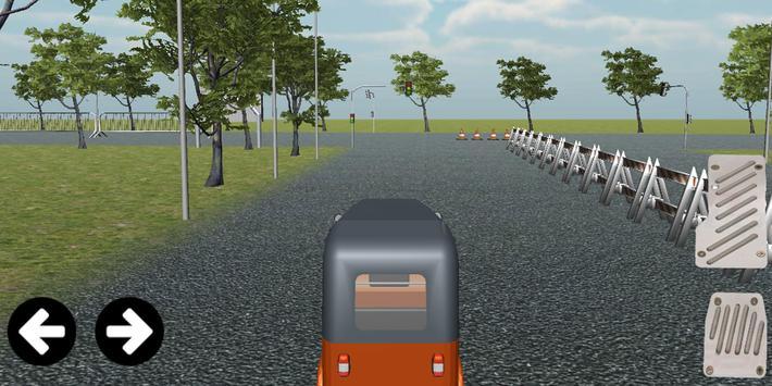 Bajaj Simulator screenshot 2