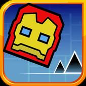 Geometry Iron Dash icon