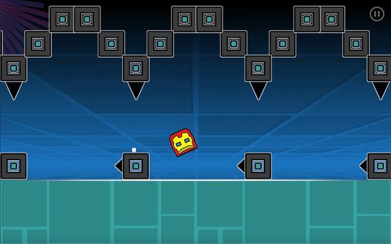 Geometry Iron Dash apk screenshot