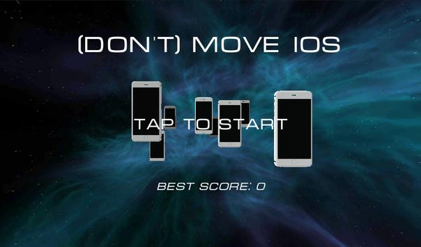 Move IOS poster