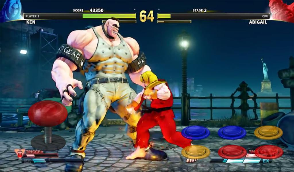 Code Street Fighter V SF5 arcade for Android - APK Download