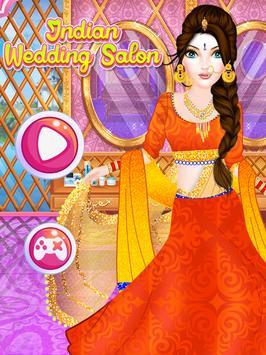 Indian Trendy Fashion Doll - Stylish Makeup Spa screenshot 3