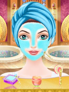 Indian Trendy Fashion Doll - Stylish Makeup Spa poster