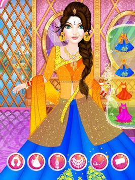 Indian Trendy Fashion Doll - Stylish Makeup Spa screenshot 10