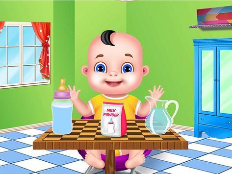crazy babysitter madness - daycare fun activities screenshot 1