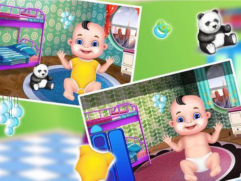 crazy babysitter madness - daycare fun activities screenshot 2