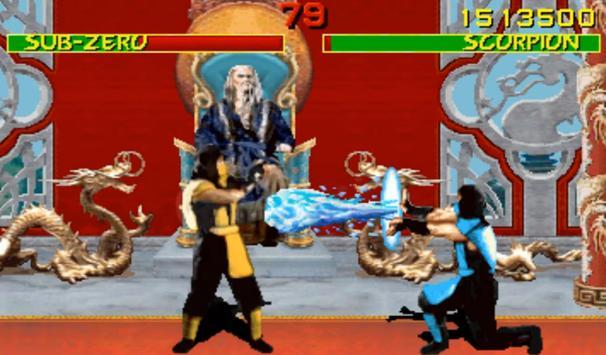 Code Mortal Kombat 1 MK Moves poster