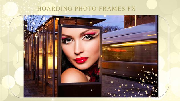 Hoarding Photo Frames FX apk screenshot