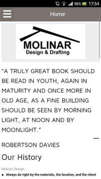 MolinarDesign poster