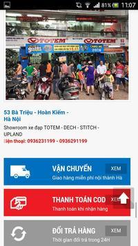 Sieu Thi Xe Dap apk screenshot