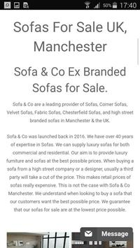Sofasandco screenshot 1