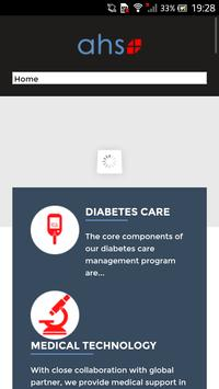 Abiagait Healthcare Solutions poster