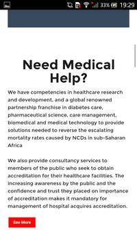 Abiagait Healthcare Solutions apk screenshot