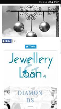 Jewellery and Loan apk screenshot