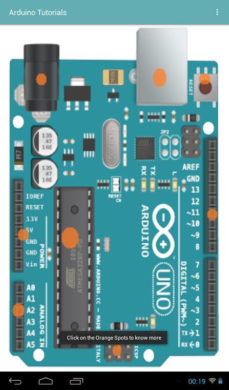 Arduino tutorials apk download gratis pendidikan apl