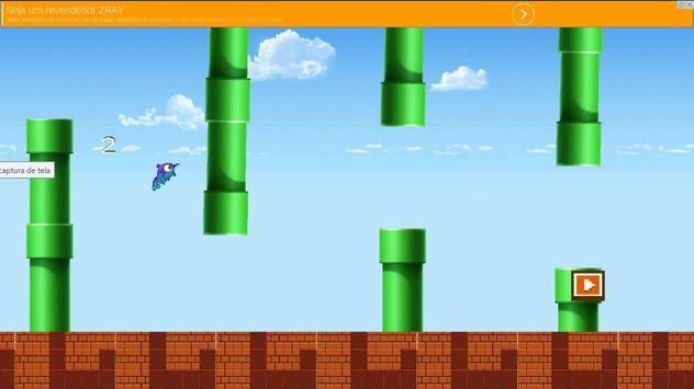 Flappy Birg screenshot 2