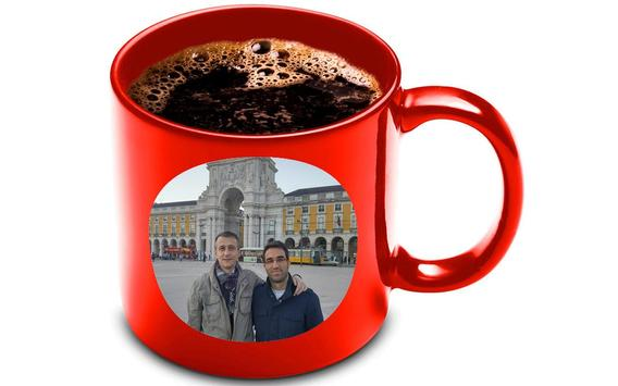 Coffee Mug Photo Maker screenshot 1