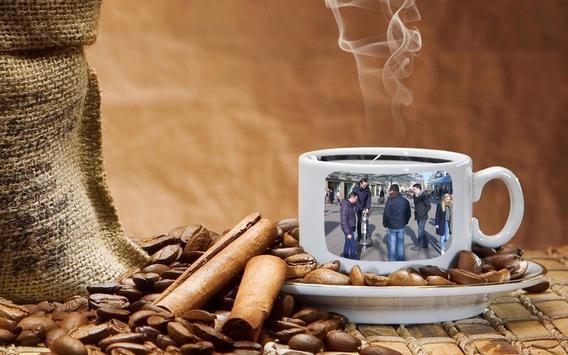 Coffee Mug Photo Maker apk screenshot
