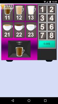 coffee machine maker game screenshot 1