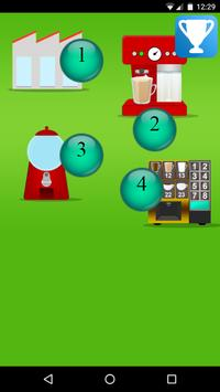 coffee machine maker game screenshot 2