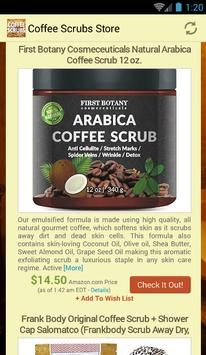 Coffee Scrubs Store screenshot 11