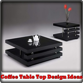 Coffee Table Top Design Ideas icon