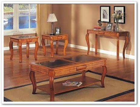 Coffee Table Top Design Ideas poster