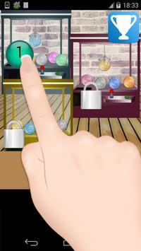 coins claw machine game screenshot 1