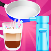 cooking and washing dishes game 2 icon
