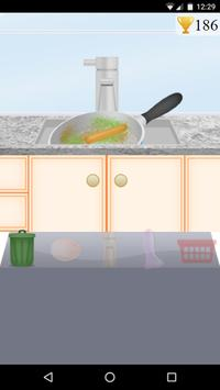 cooking and washing dishes game 2 poster