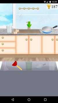 cooking and washing dishes game 2 apk screenshot